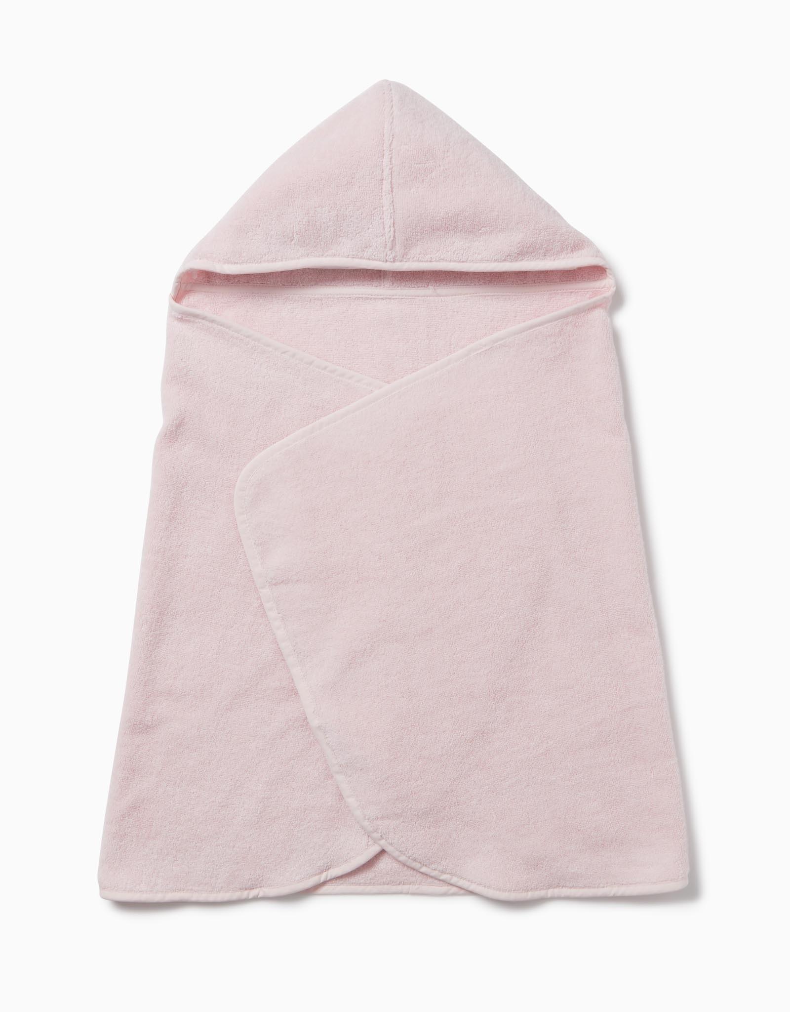 Baby Mori Hooded Toddler Towel