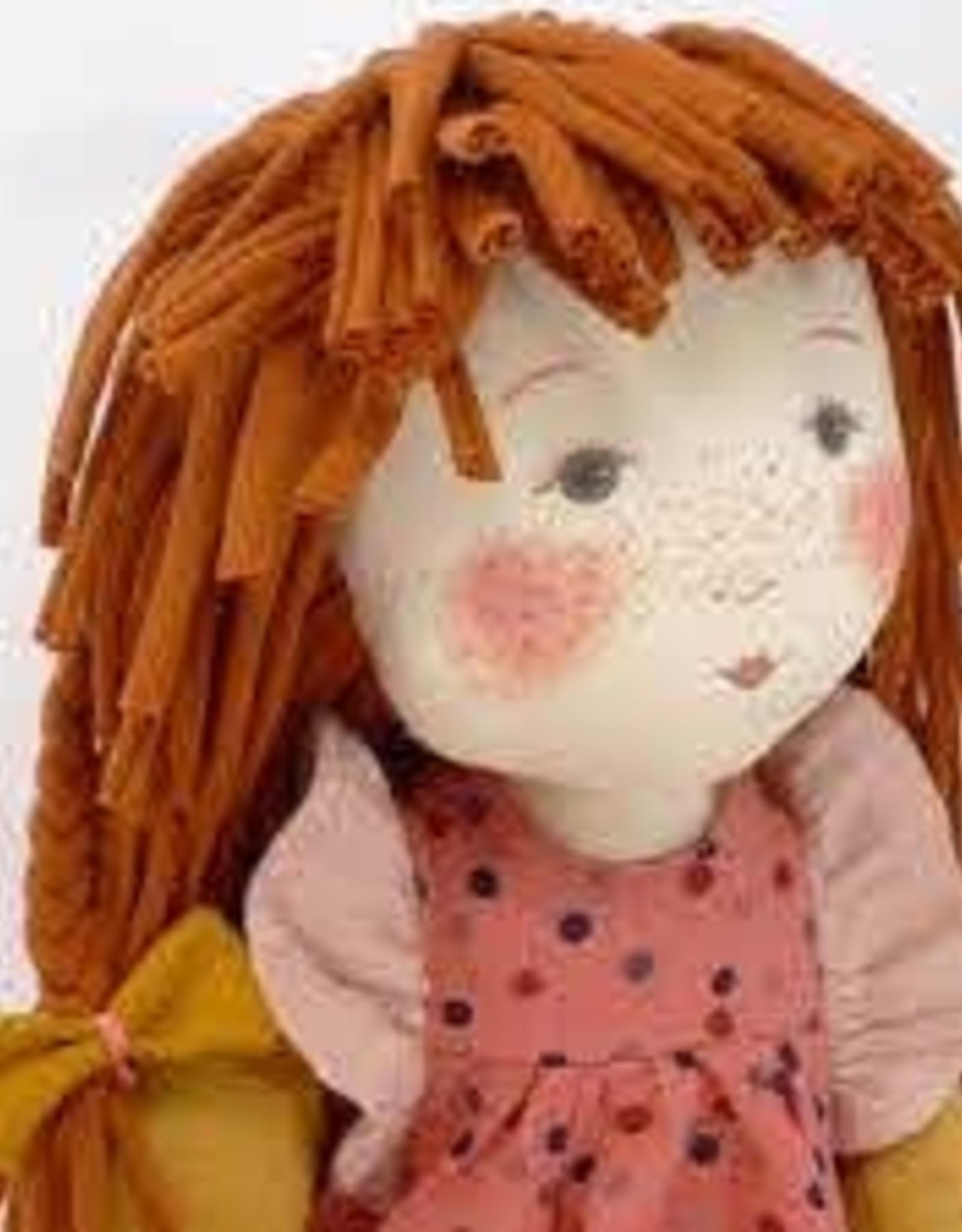 Moulin Roty Les Rosalies Anemone Rag Doll