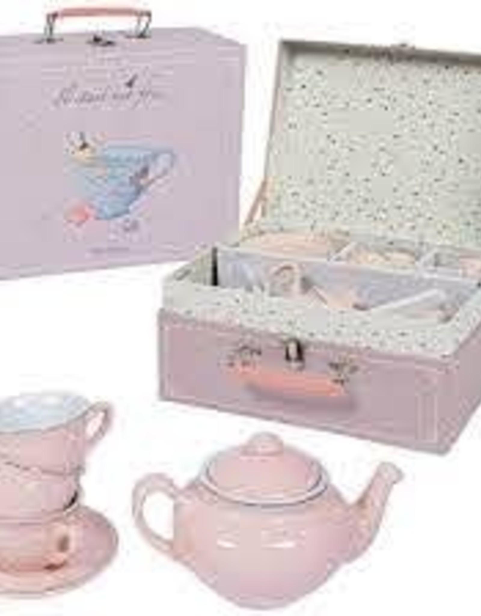 Moulin Roty Etait Une Fois -Porcelain Tea Set