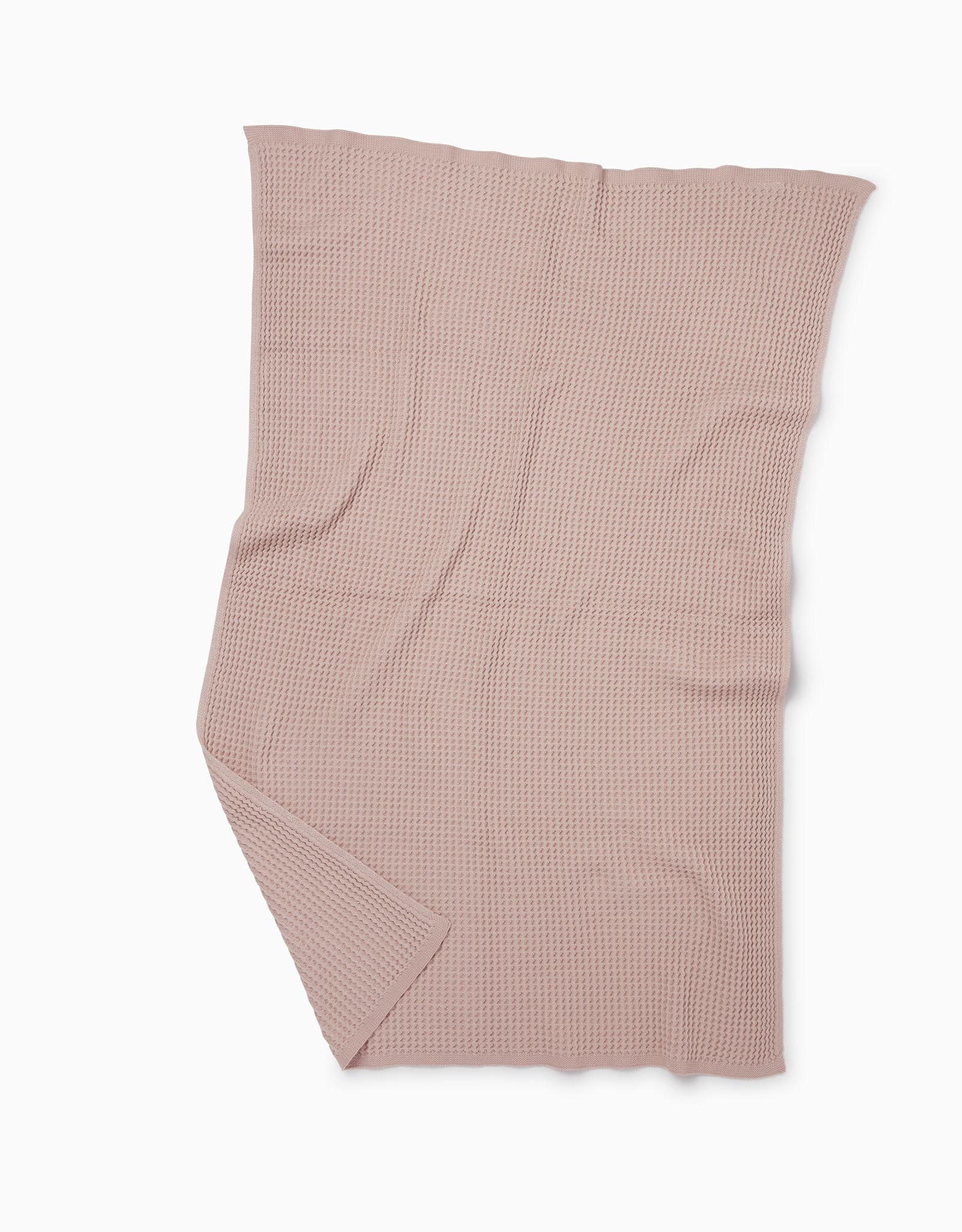 Baby Mori Waffle Blanket