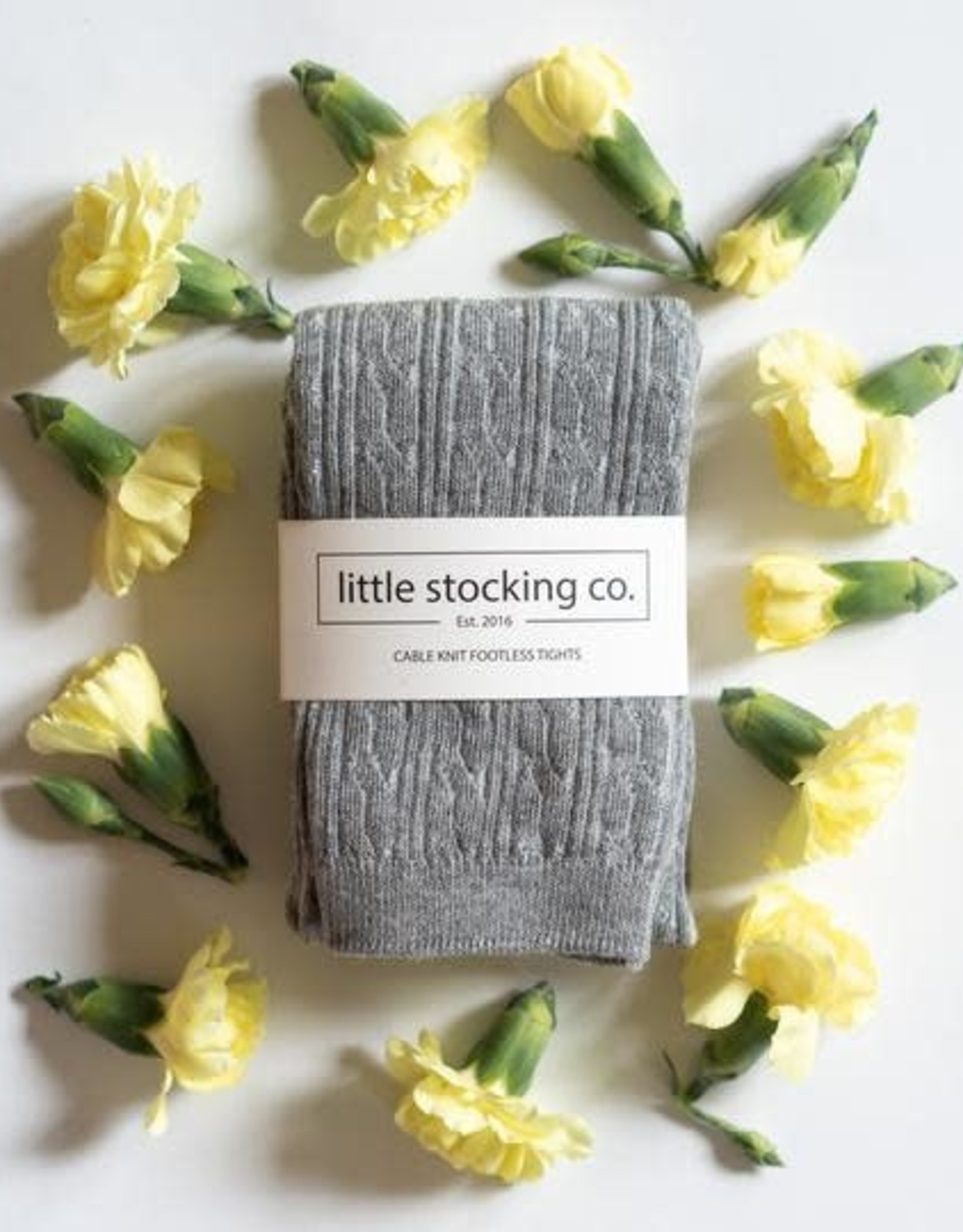 Little Stocking Co Footless Tights