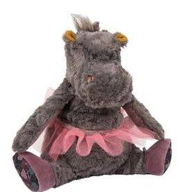 Moulin Roty Hippo Camelia Stuffed Animal