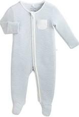 Baby Mori Raglan Sleepsuit