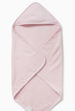 Baby Mori Hooded Baby Bath Towel Pink One Size
