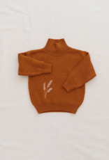 Fin & Vince Wheat Sweater