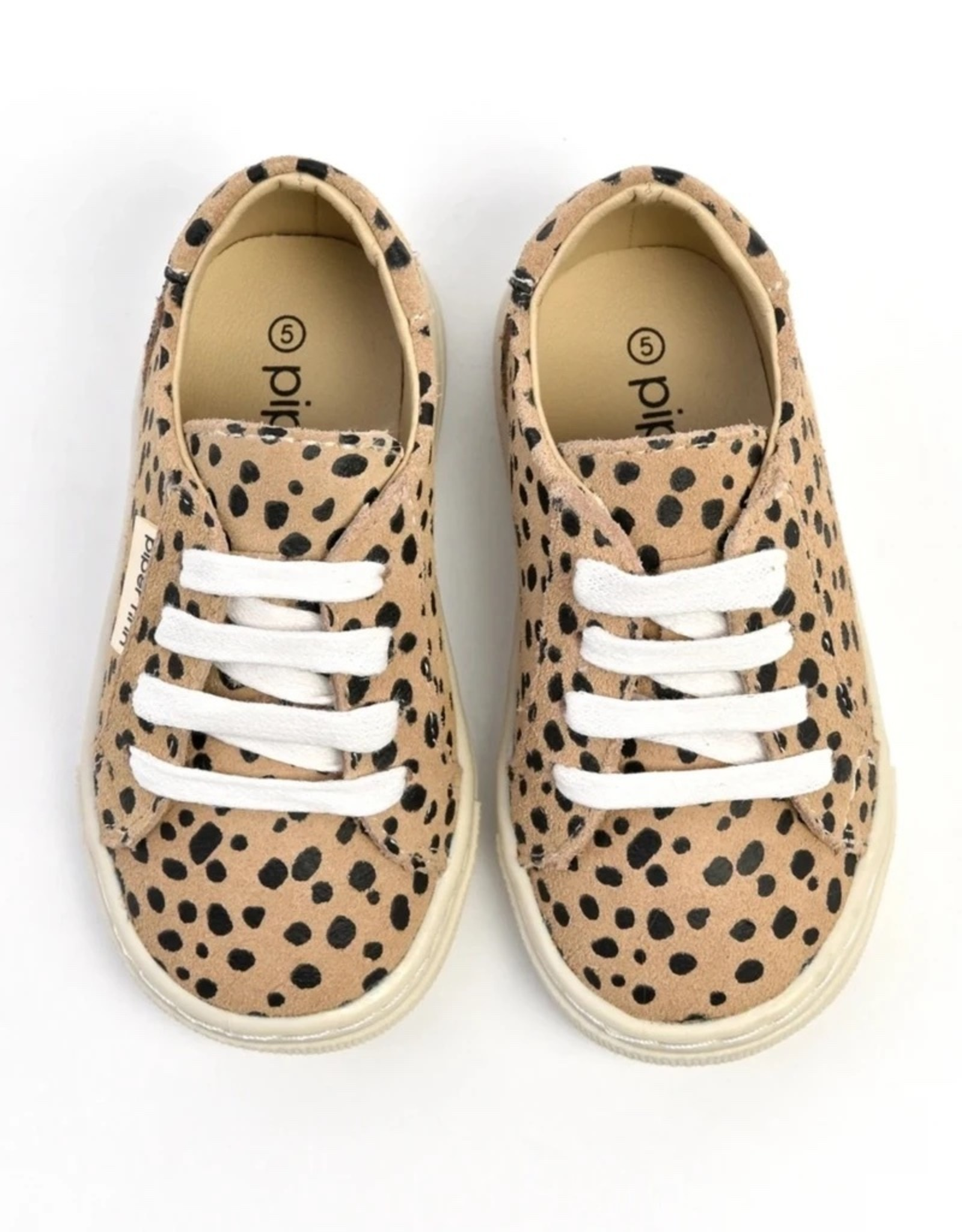 Piper Finn Piper Finn Cheetah  Low Top Sneaker