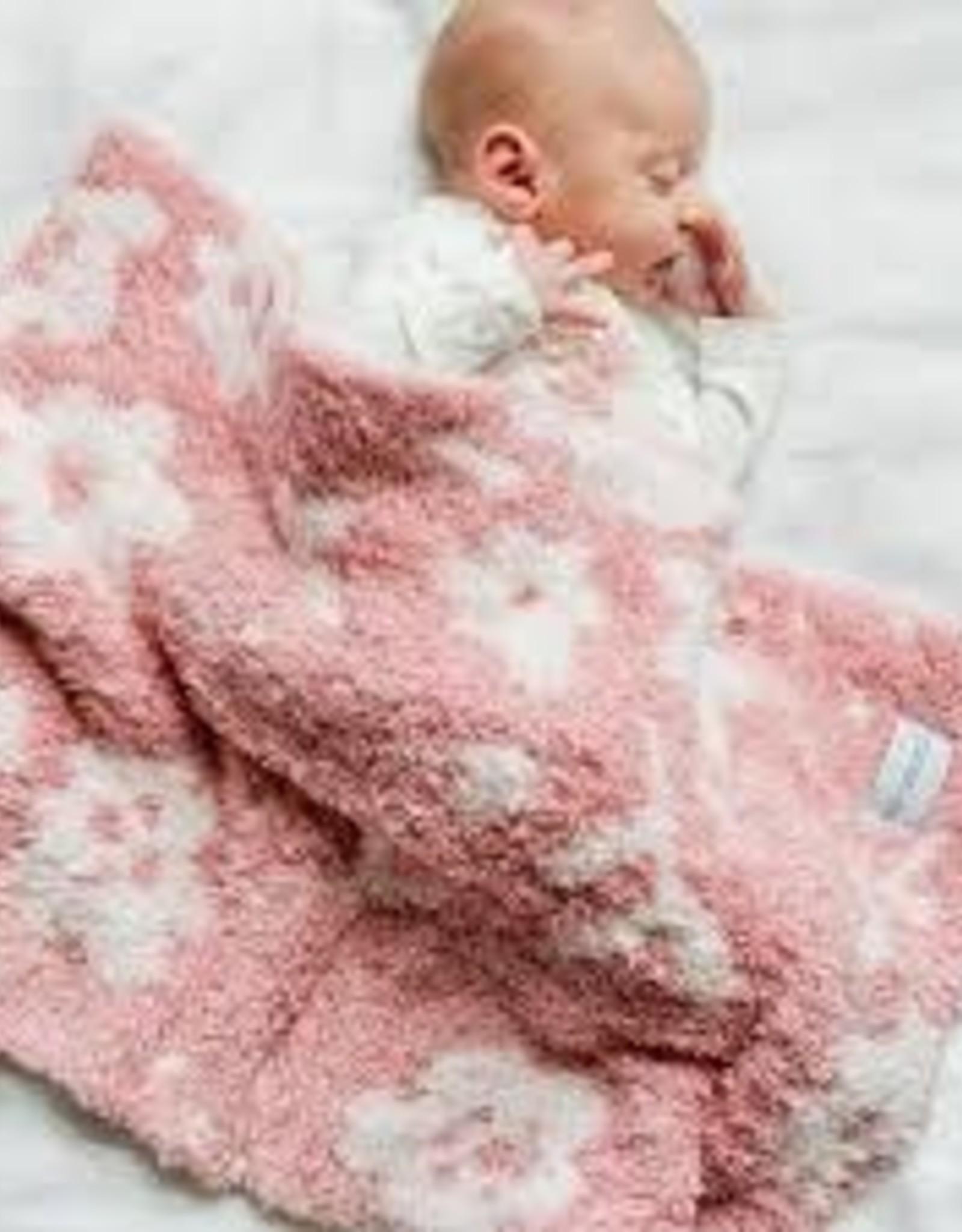 Saranoni Bamboni Petal Double Layer Mini Blanket