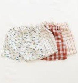 Fin & Vince Pocket Shorts
