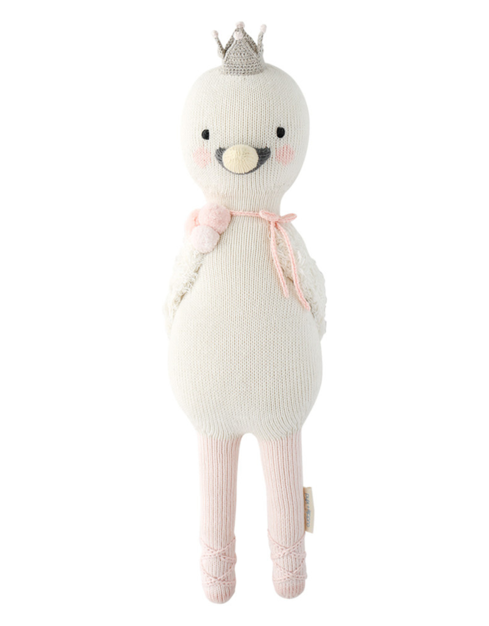 """Cuddle And Kind Harlow The Swan 20"""""""