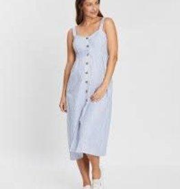 Seraphine Adalia Button Front Dress