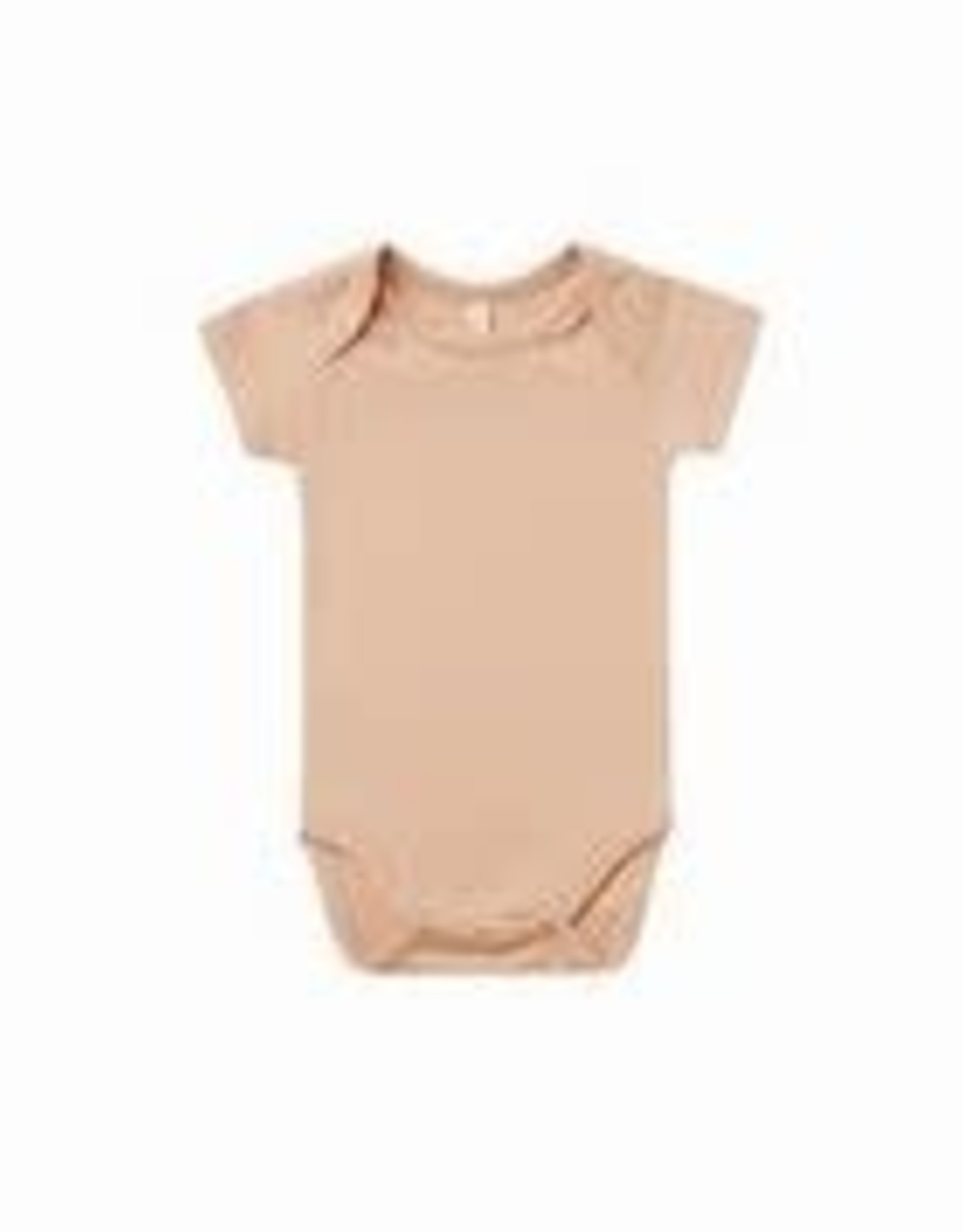 Quincy Mae Short Sleeve Body Suit