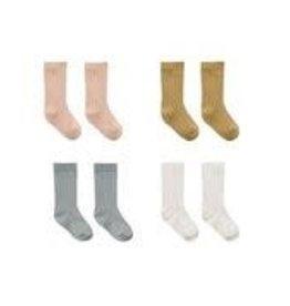 Quincy Mae Baby Sock 4 PK.