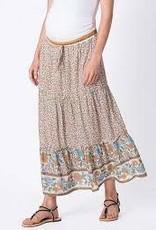 Seraphine Delaney Tiered Boho Skirt