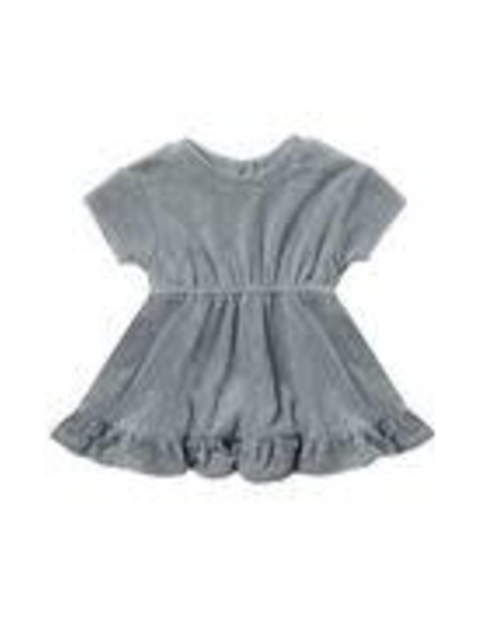 Quincy Mae Terry Dress Set