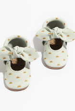 Freshly Picked Sunscape Knotted Bow Mocc-Mini Sole