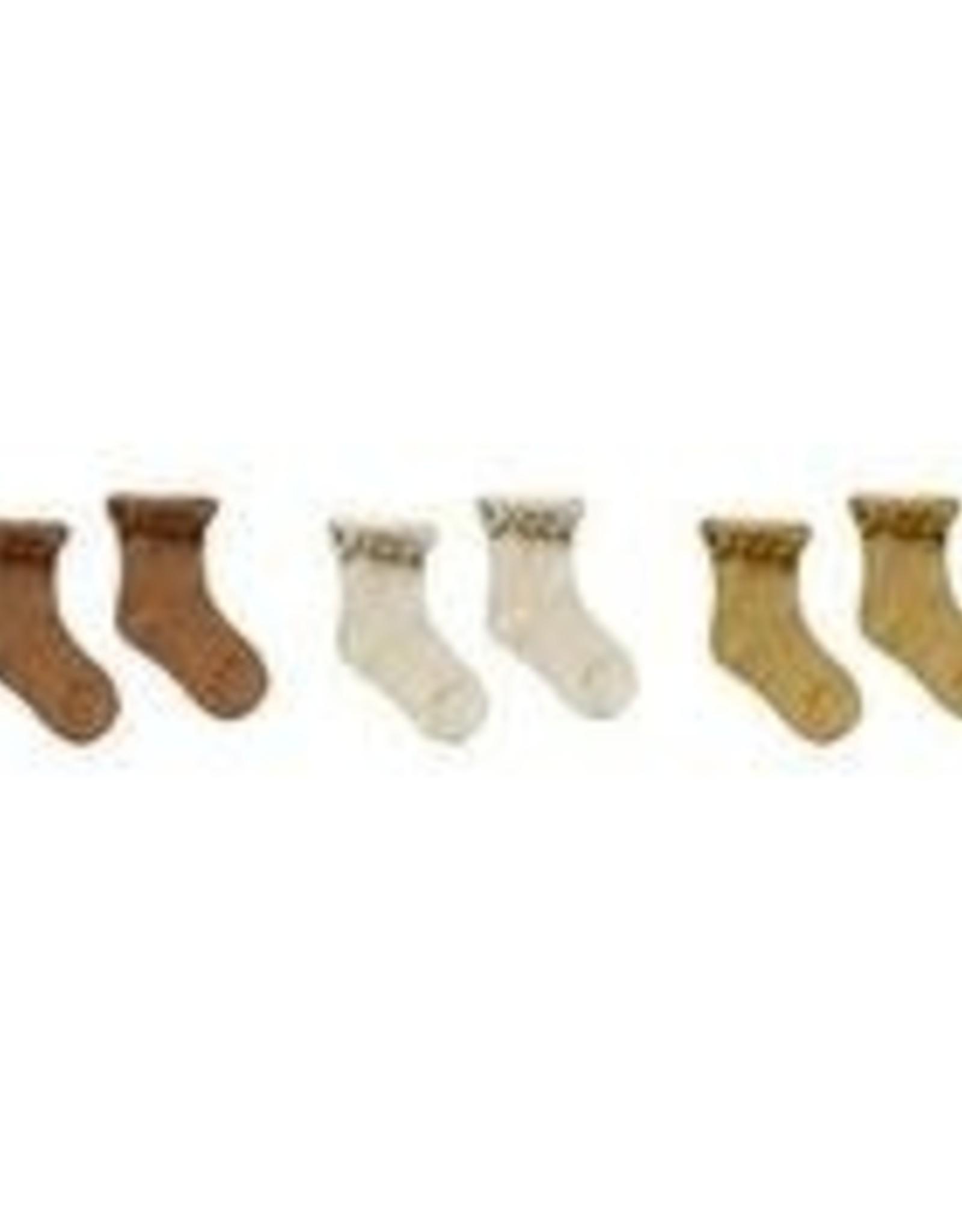 Rylee +Cru Ruffle Socks