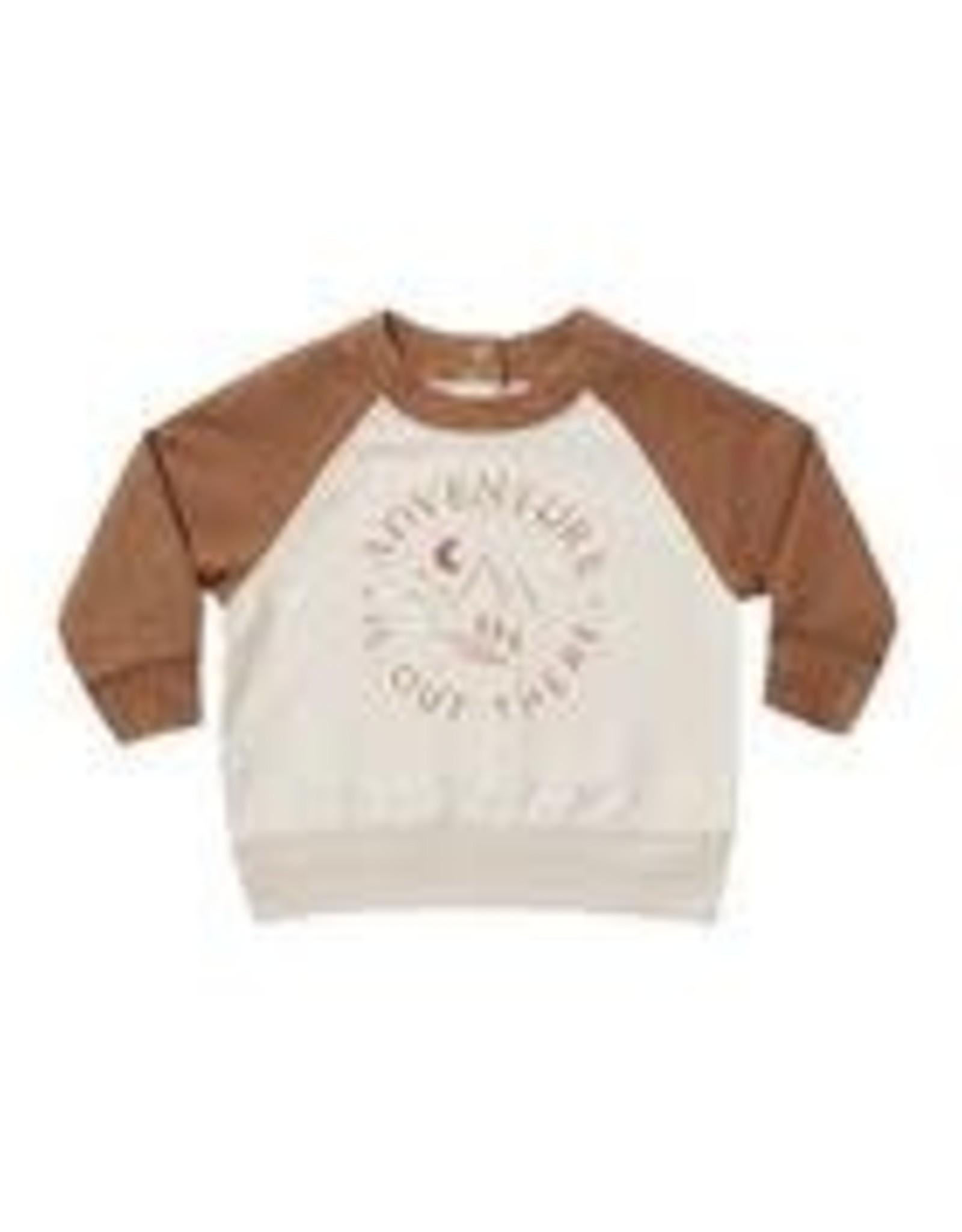 Rylee +Cru Raglan Sweatshirt