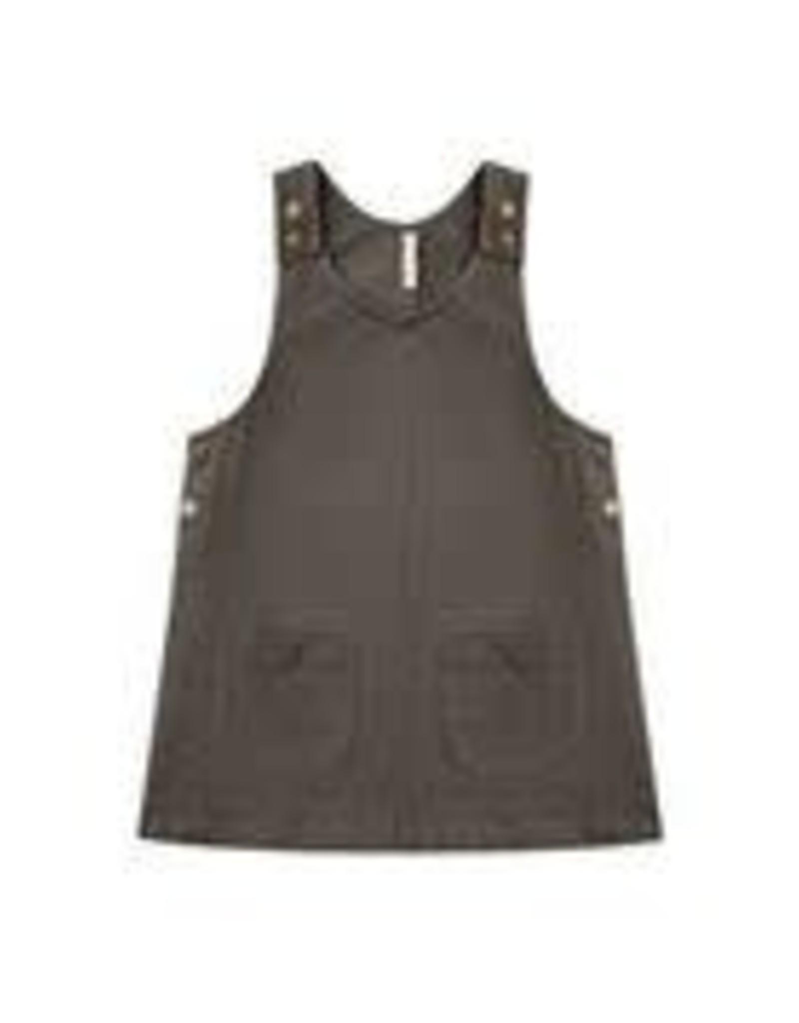 Rylee +Cru Odette Overall Dress