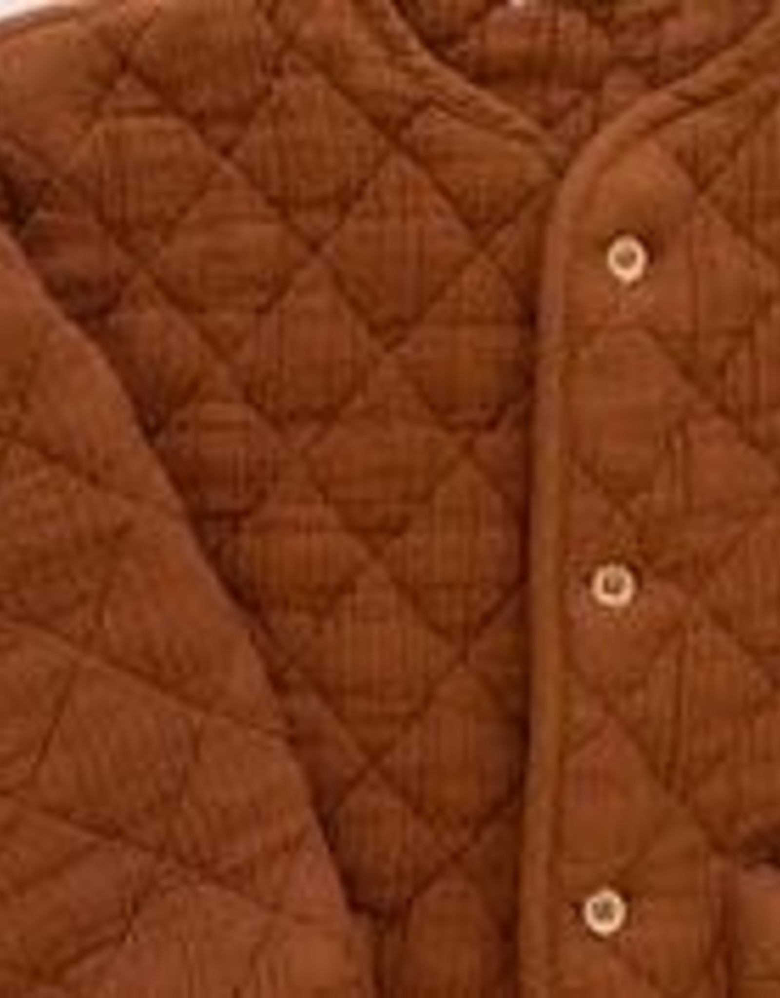 Fin & Vince Quilted Jacket