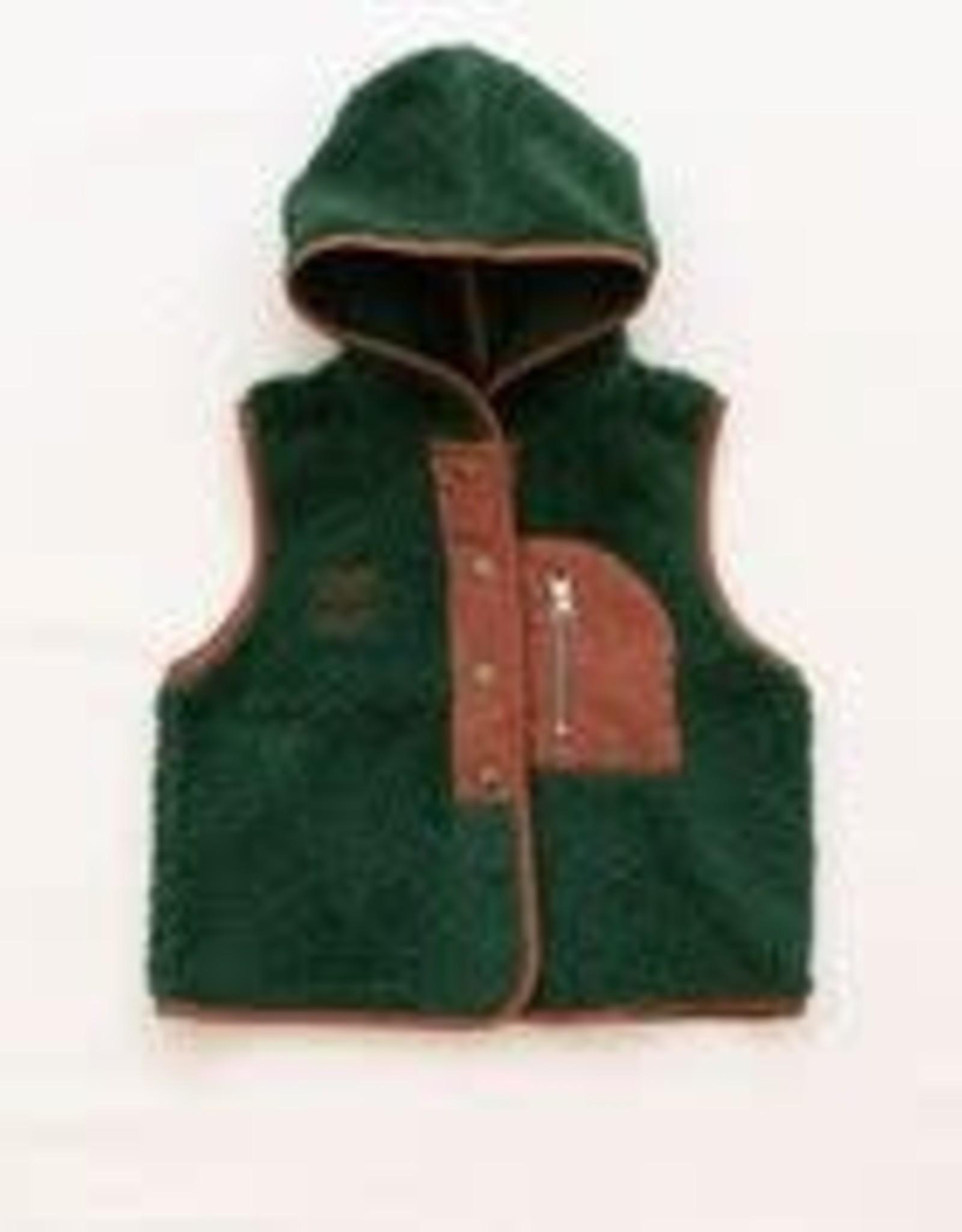 Fin & Vince Sherpa Vest