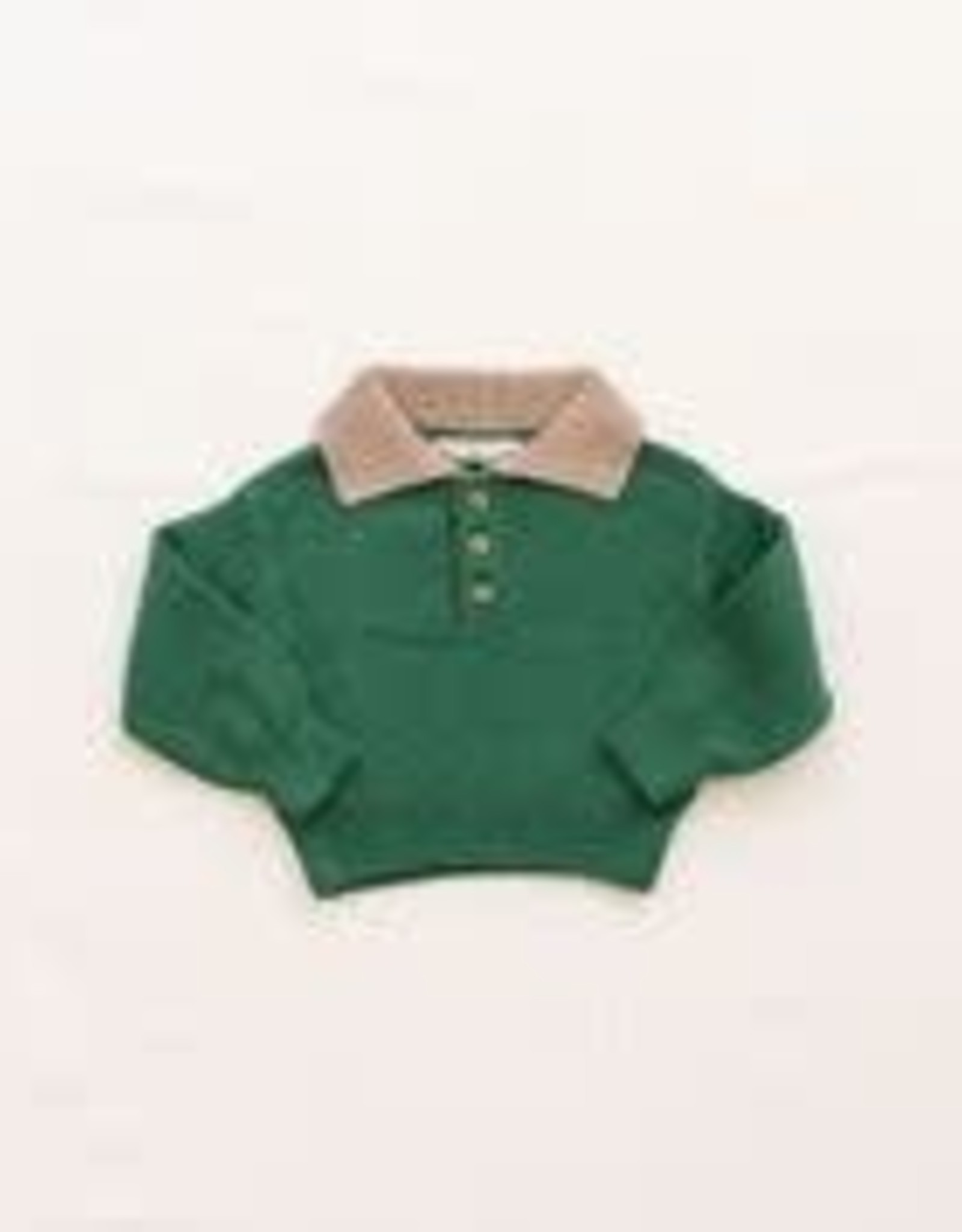 Fin & Vince Polo Sweater