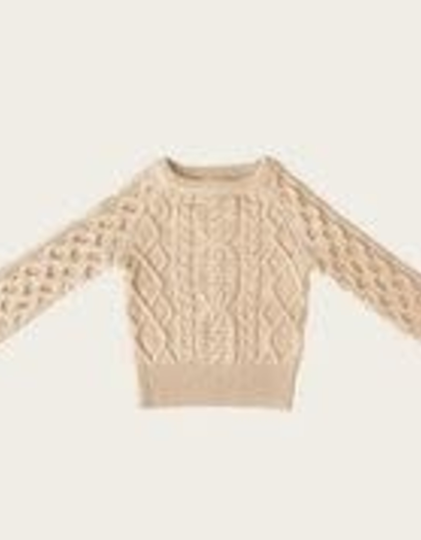 Jamie Kay Cable Knit Sweater
