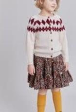Pink Chicken Fair Isle Sweater