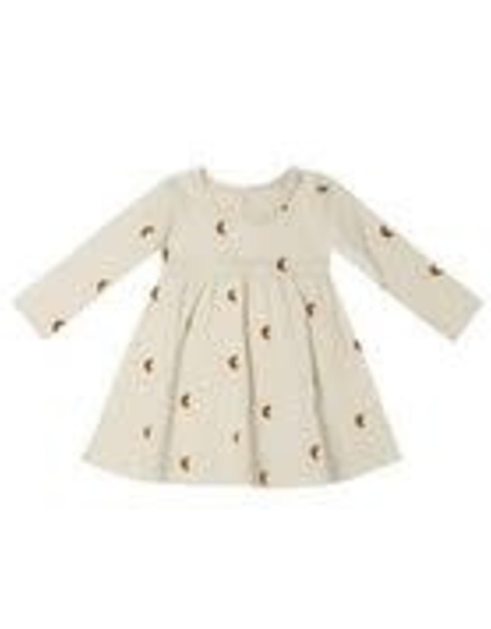 Quincy Mae Jersey Longsleeve Dress