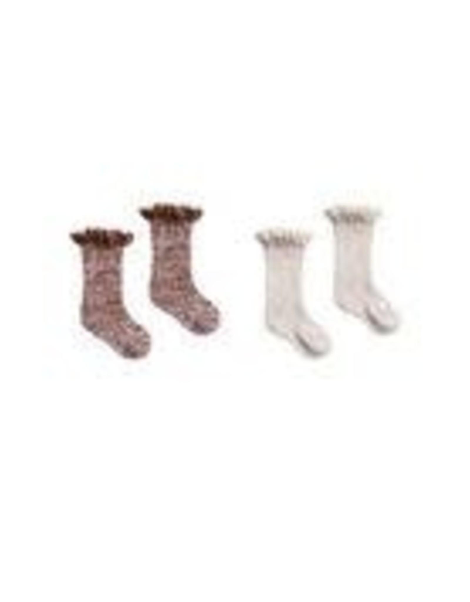 Rylee +Cru Chunky Knit Sock Set