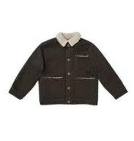 Rylee +Cru Shearling Chore Coat