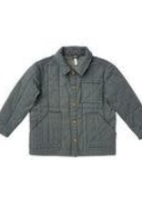 Rylee +Cru Quilted Chore Jacket