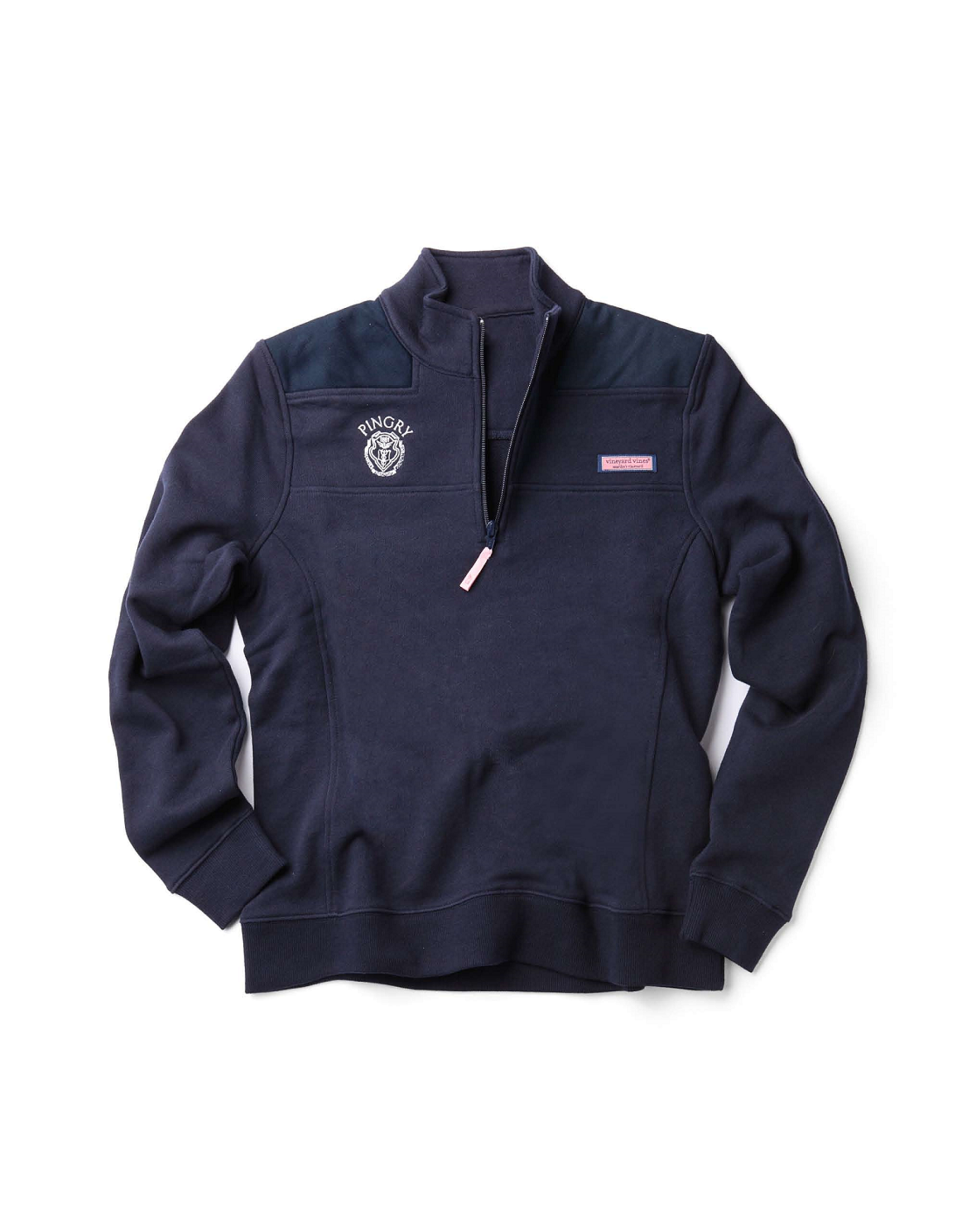 Shep Shirt with Pingry Seal