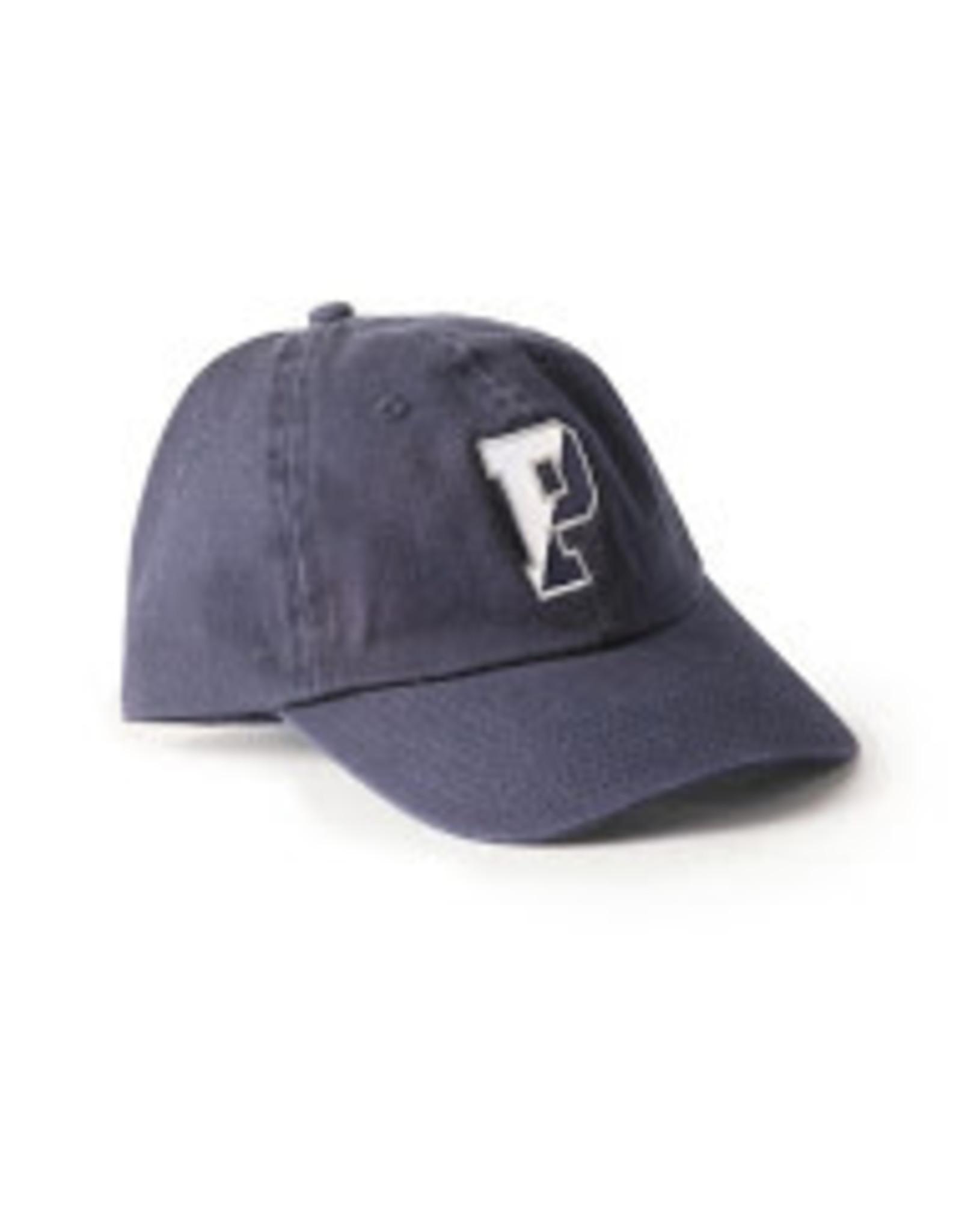 Baseball cap-Block 'P'