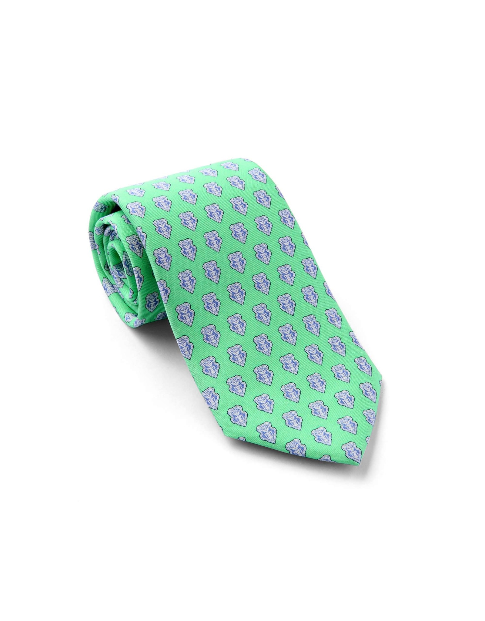 Pingry Tie-with Shield
