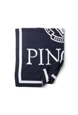 Blanket- Pingry-w/o Date-Navy/White