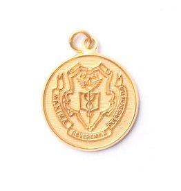 Charm-Pingry-gold tone