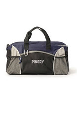 Duffel Bag-Navy/Black