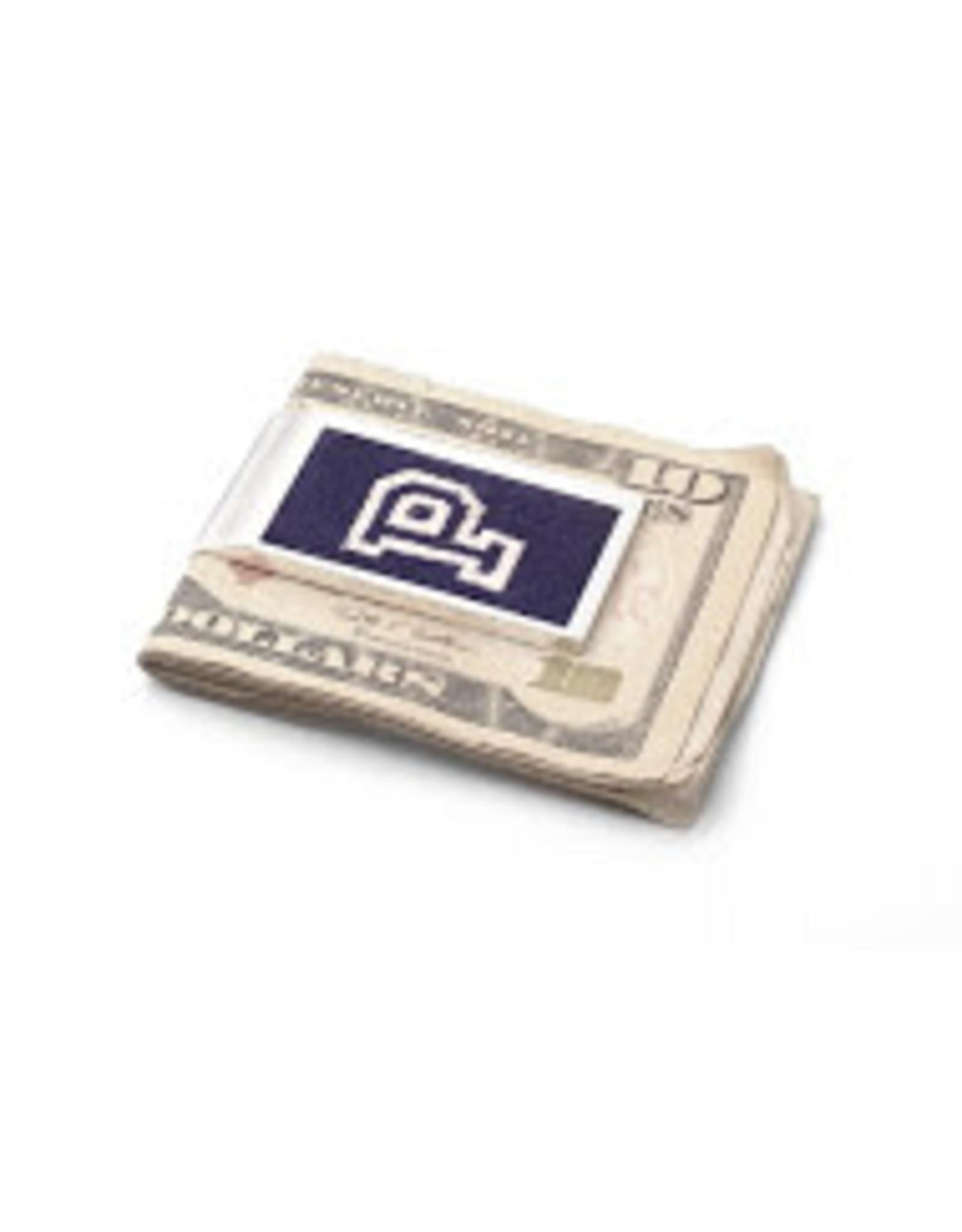 Money Clip-Smathers & Branson-Silver-1 x 2.25