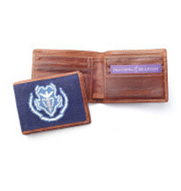 Wallet-Bi-Fold-Navy-Smathers & Branson