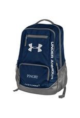 Backpack UA Hustle 4.0-Midnight Blue