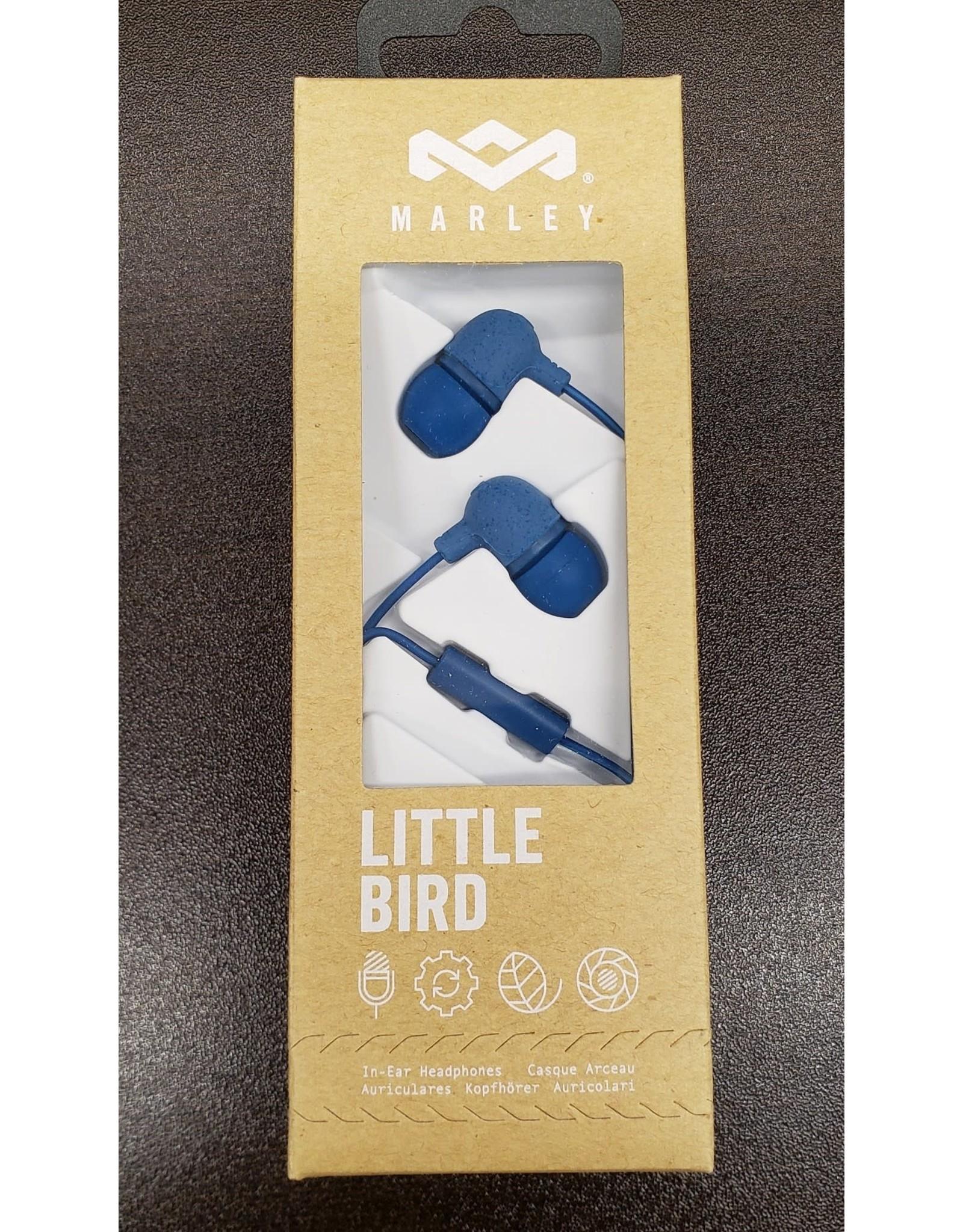 Little Bird Ear Bud-Navy