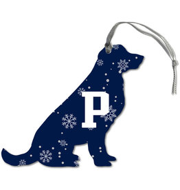 Holiday Finn ornament