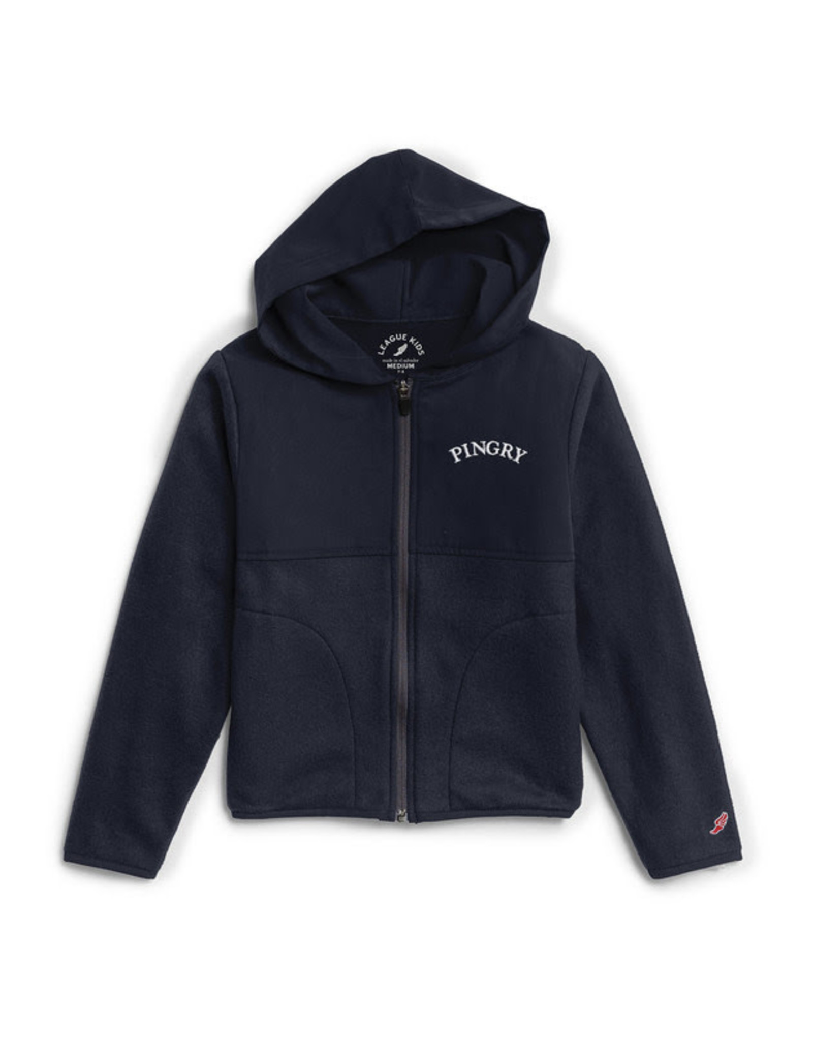 Jacket-Archive Zip Up-Youth