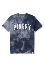 Tie Dye T-shirt-navy