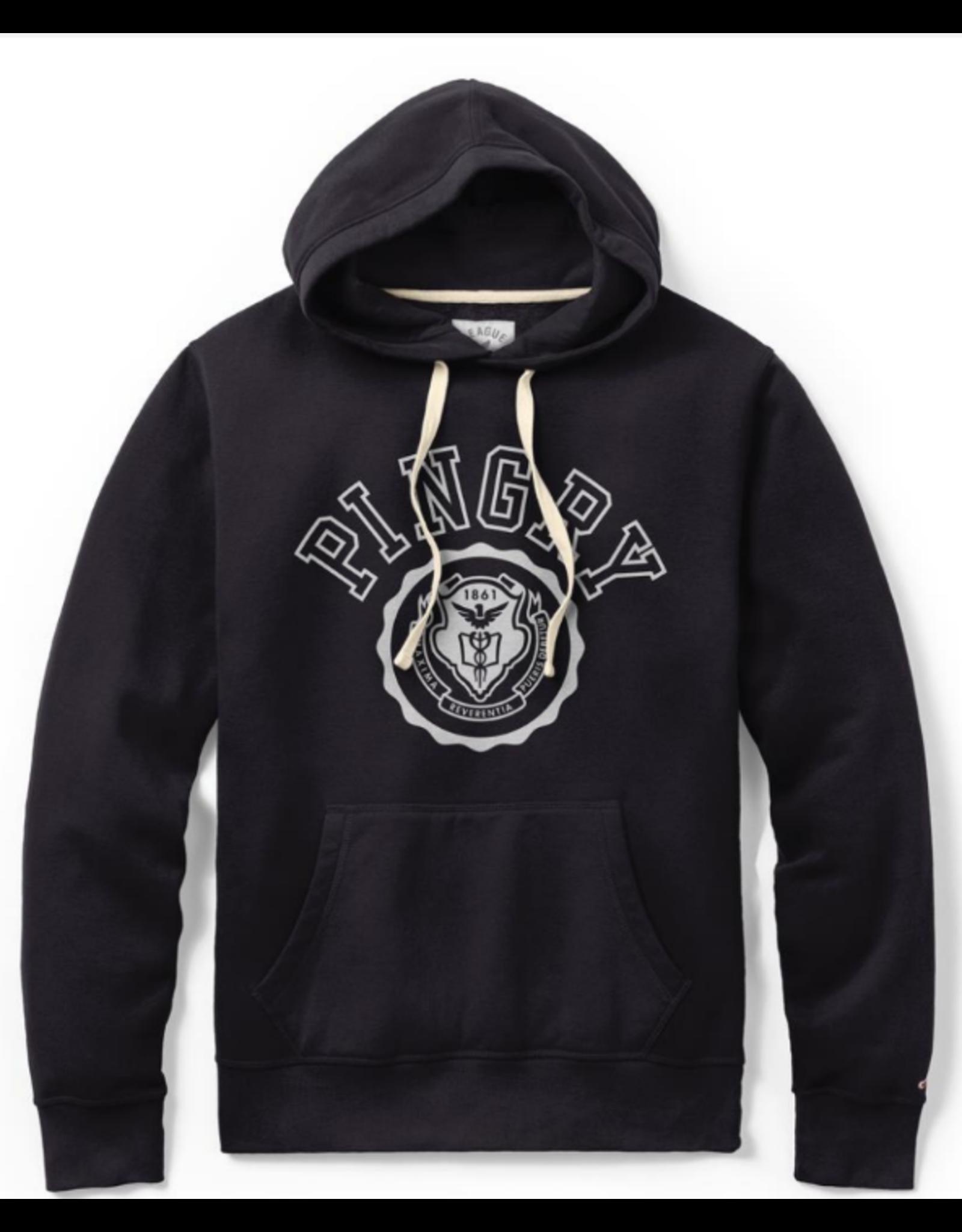 L2 Brand Stadium Hood-navy