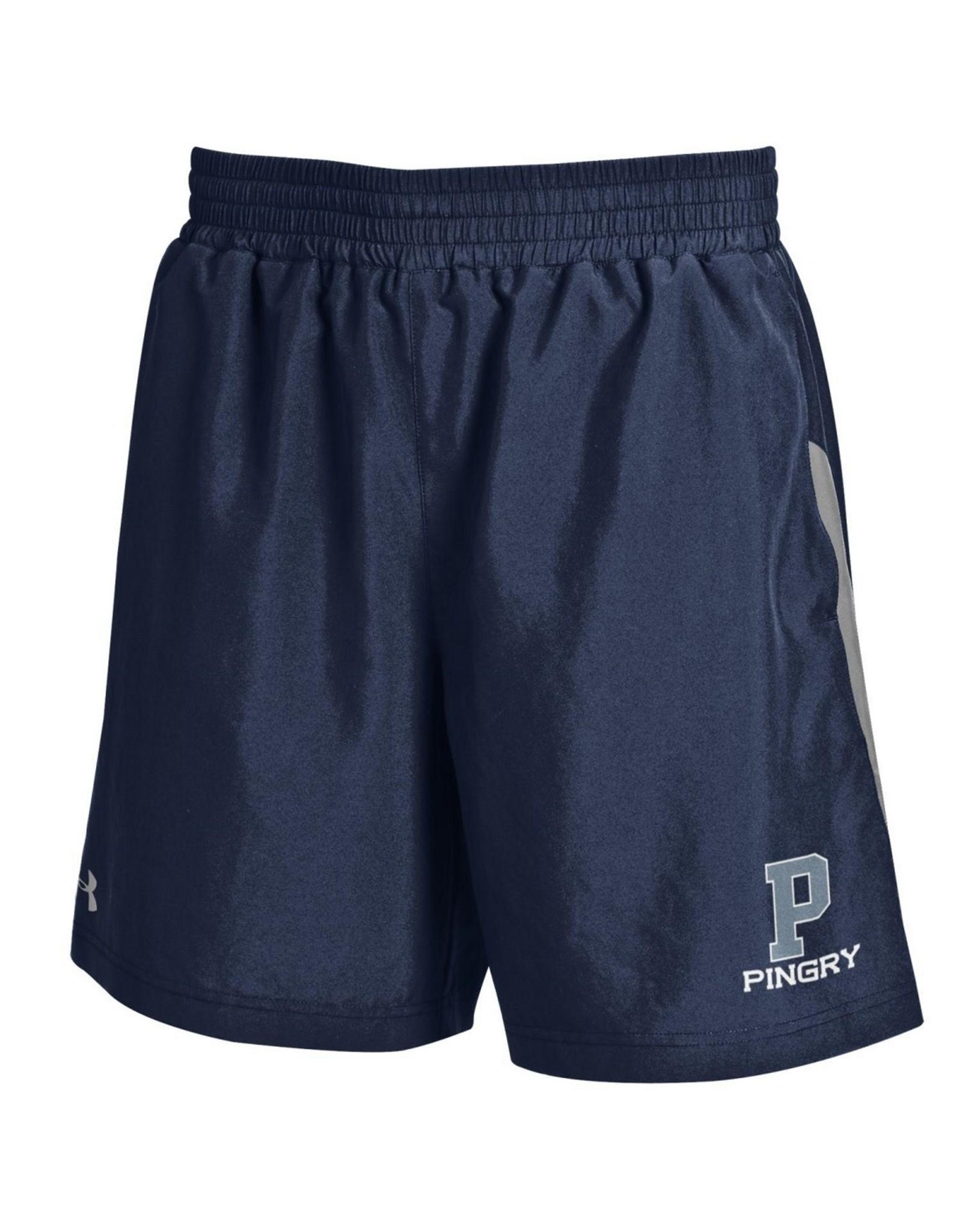 Under Armour Locker 9 inch shorts-mens
