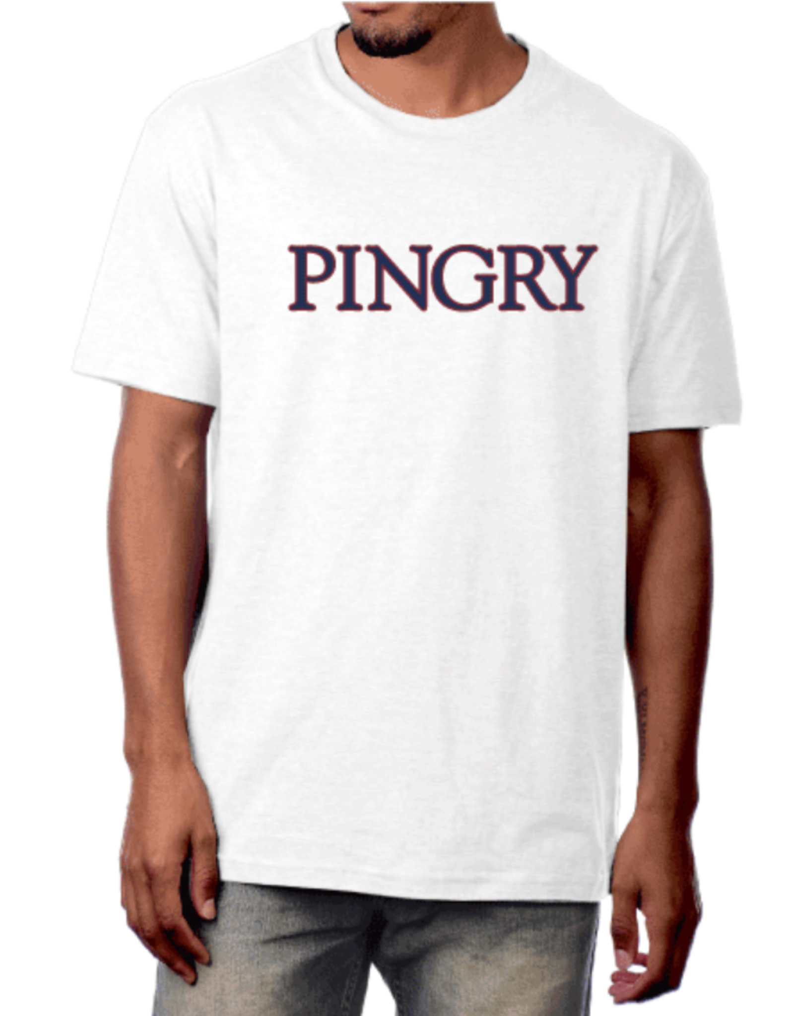 Basic Tee with Pingry logo