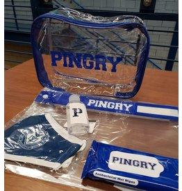 PPE Kit with safety eyewear