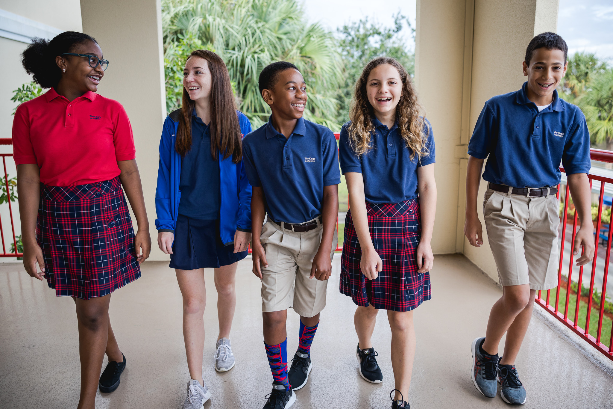 Start the year with fresh uniforms!