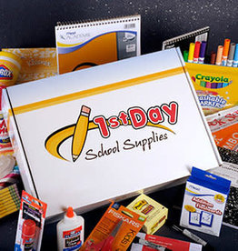 TKA 1st Grade School Supply Box